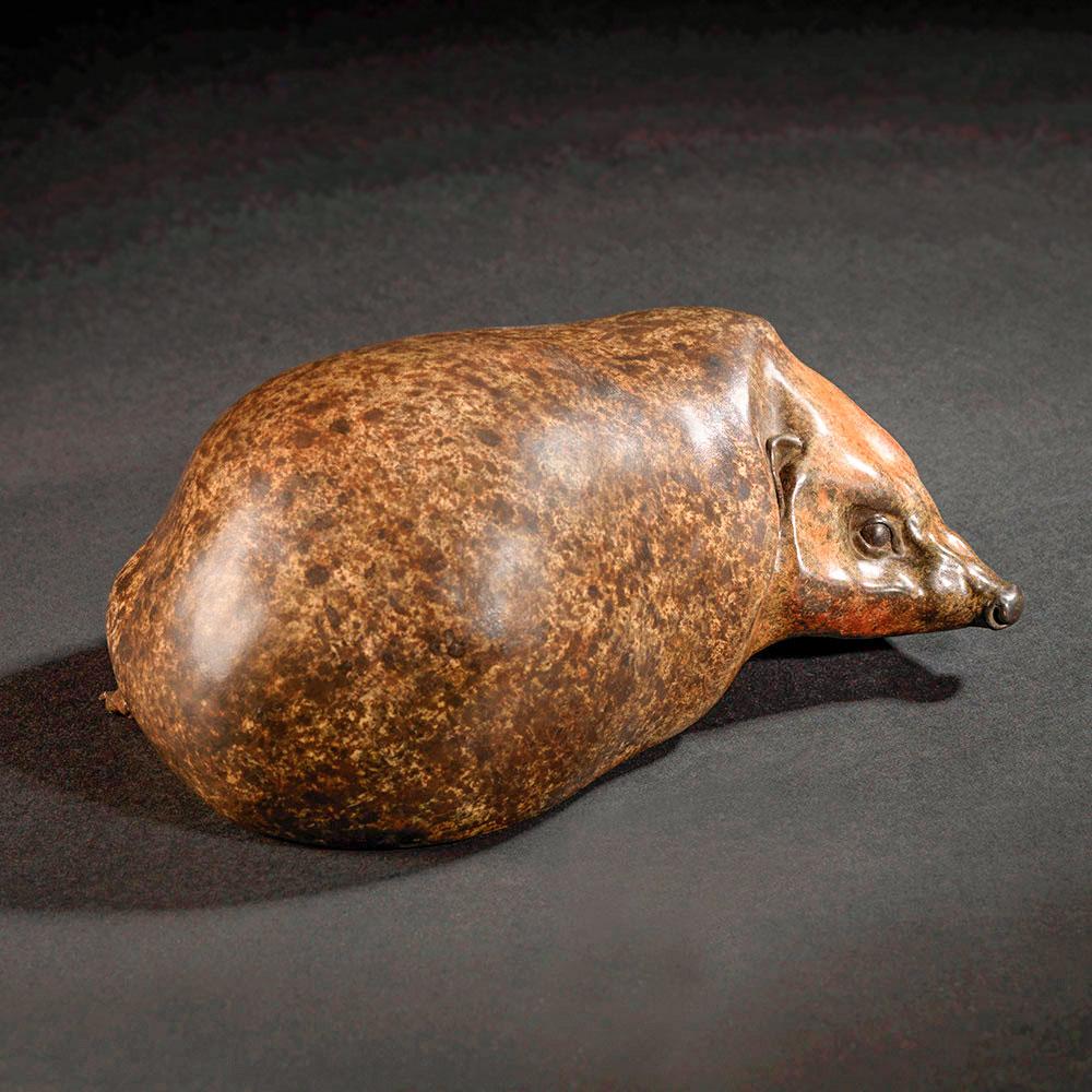 Hedgehog by Nick Bibby