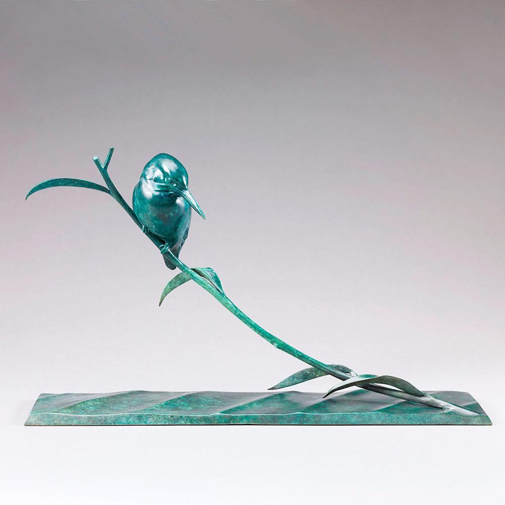 Kingfisher II by Nick Bibby