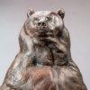 Kodiak Brown Bear (Indomitable Maquette) by Nick Bibby