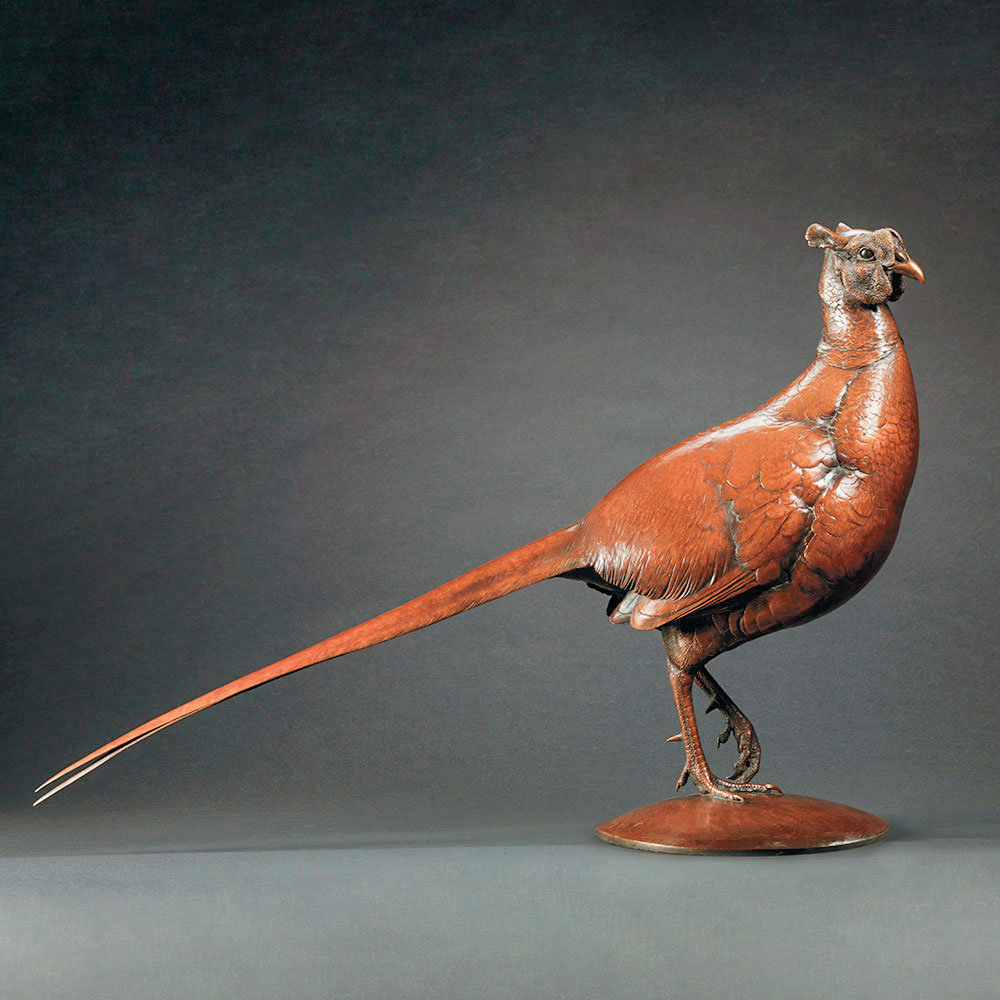 Pheasant by Nick Bibby