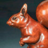 Red Squirrel by Nick Bibby