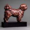 Shih Tzu (Bertie - Alternate Patina) by Nick Bibby