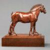 Shire Horse (Grange Farm Lady Fiona) by Nick Bibby