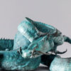 Midgard Serpent Dragon (Maquette) by Nick Bibby