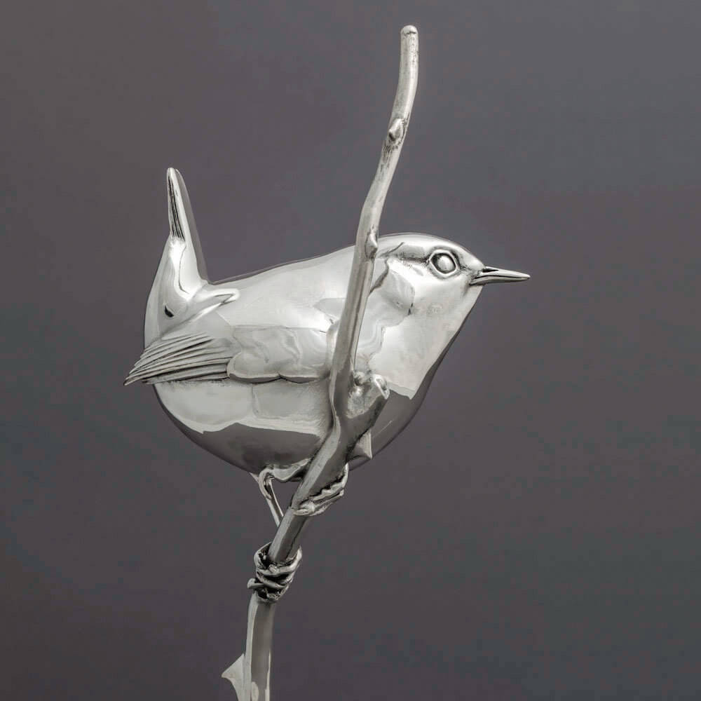 Wren II (Silver) by Nick Bibby