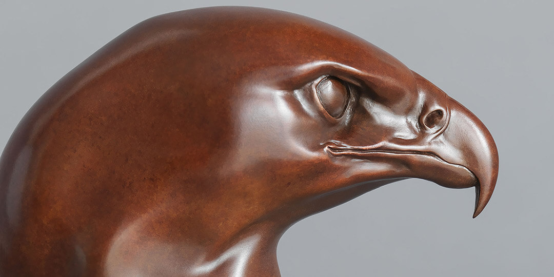 Link To Golden Eagle (Head Study)