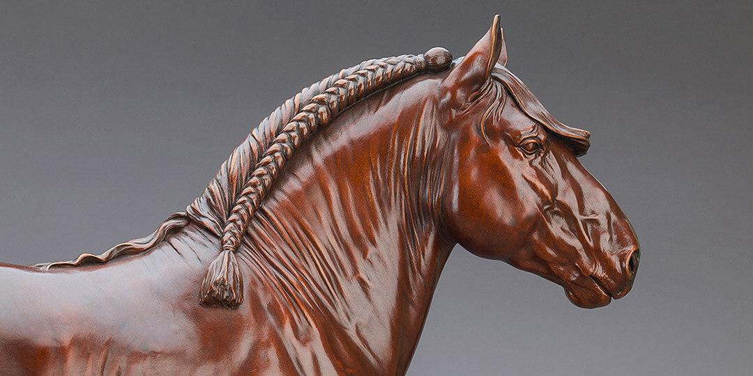 Link To Suffolk Punch Horse - Euston Malachite