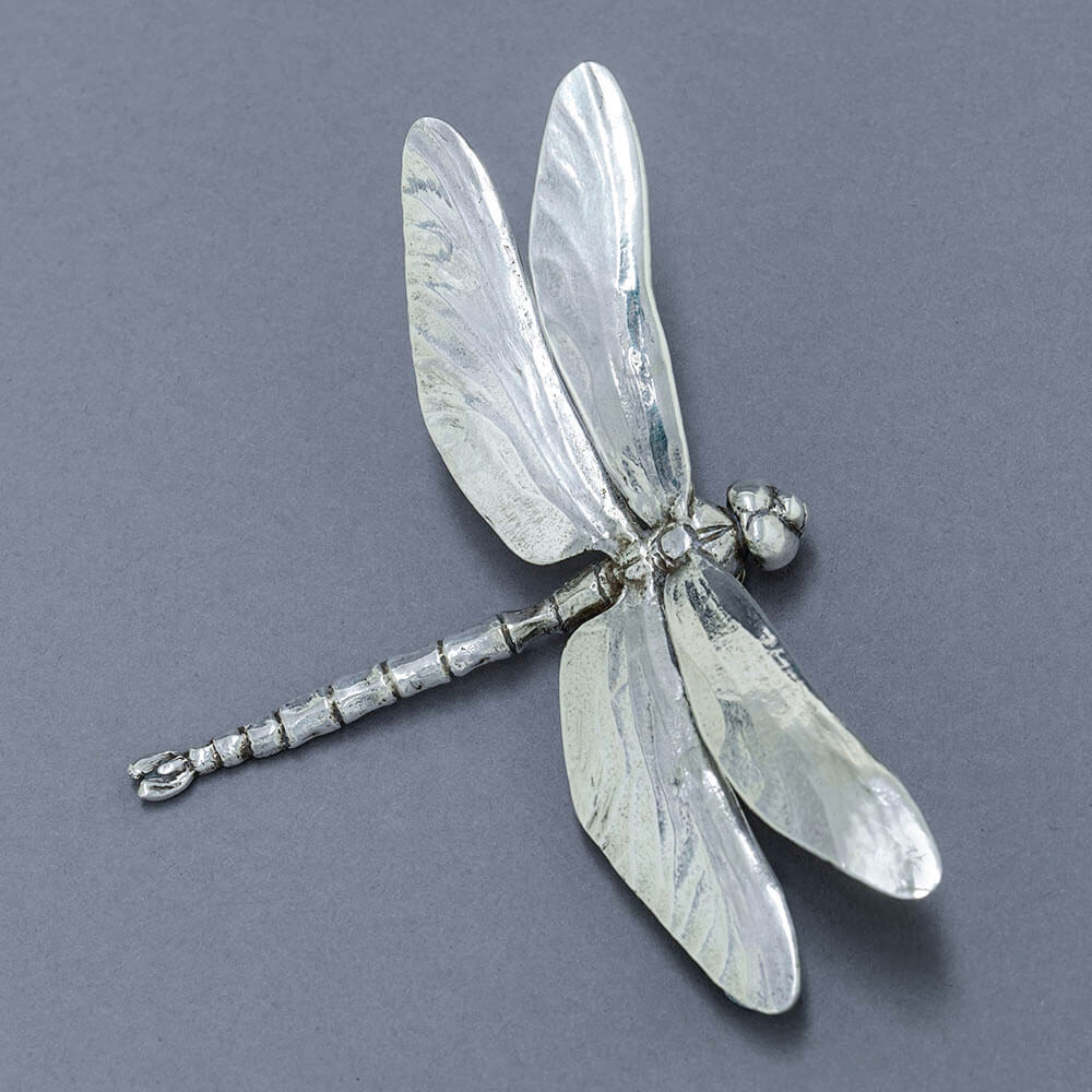 DRAGONFLY (SILVER)