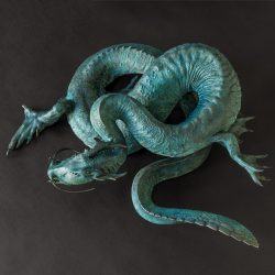 Midgard Serpent Dragon (Maquette)