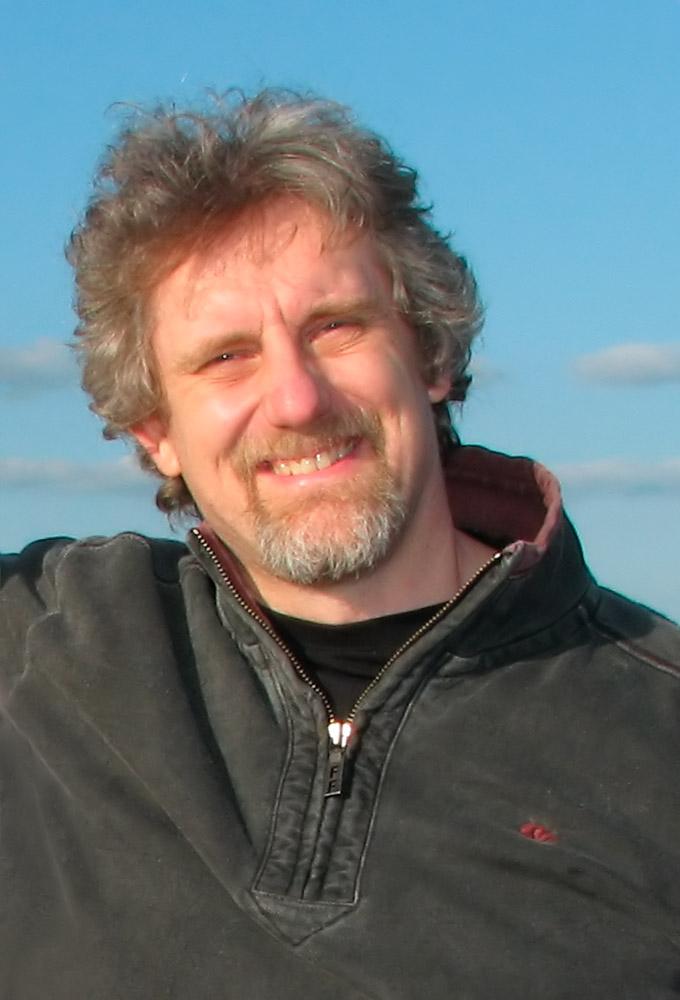 Portrait of Nick Bibby