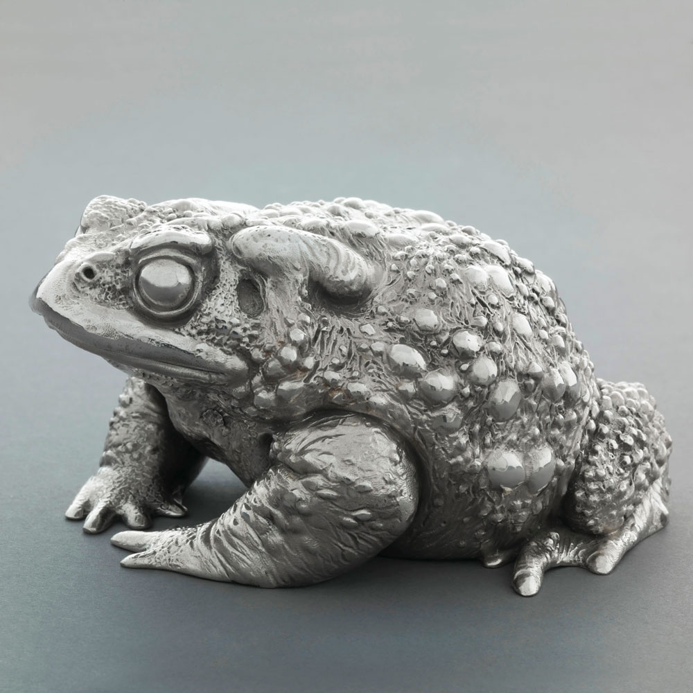 Toad II (Silver) by Nick Bibby